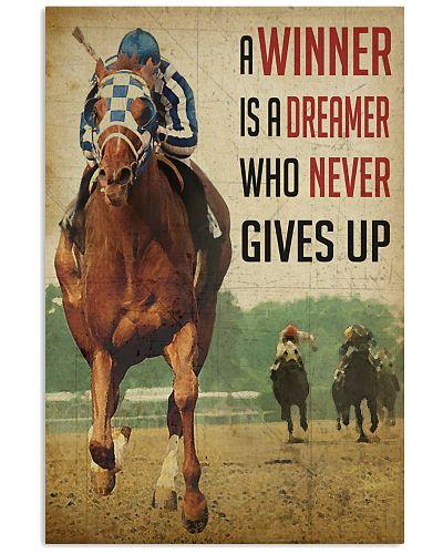 Racing Horse Winner 3