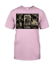BW Engine It's Not A Phase  Classic T-Shirt tile