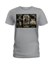 BW Engine It's Not A Phase  Ladies T-Shirt tile