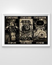 BW Engine It's Not A Phase  36x24 Poster poster-landscape-36x24-lifestyle-02