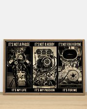BW Engine It's Not A Phase  36x24 Poster poster-landscape-36x24-lifestyle-03