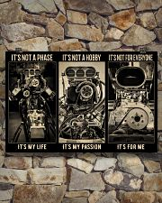 BW Engine It's Not A Phase  36x24 Poster poster-landscape-36x24-lifestyle-15