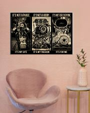BW Engine It's Not A Phase  36x24 Poster poster-landscape-36x24-lifestyle-19
