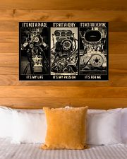 BW Engine It's Not A Phase  36x24 Poster poster-landscape-36x24-lifestyle-23