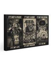 BW Engine It's Not A Phase  Gallery Wrapped Canvas Prints tile