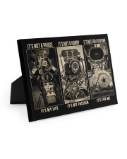 BW Engine It's Not A Phase  Easel-Back Gallery Wrapped Canvas tile