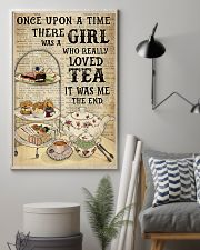 Girl Loved Tea Dictionary OUAT 24x36 Poster lifestyle-poster-1