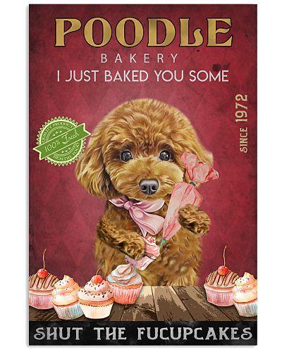 Poodle Fucupcakes