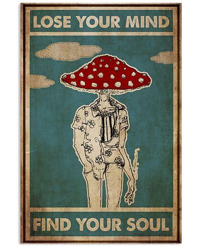 Mushroom Man Lose Your Mind
