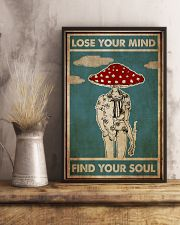 Mushroom Man Lose Your Mind 24x36 Poster lifestyle-poster-3