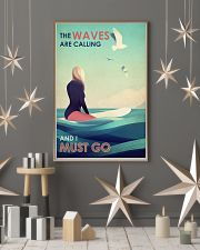 The Waves Are Calling - Surfing 24x36 Poster lifestyle-holiday-poster-1