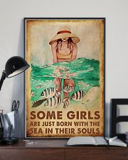 Some Girls With The Sea 24x36 Poster lifestyle-poster-2