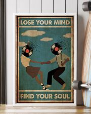 Black Couple Dance Lose Your Mind 24x36 Poster lifestyle-poster-4