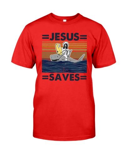 Surfing Jesus Saves