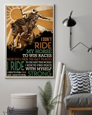 Cowboy I Ride 24x36 Poster lifestyle-poster-1
