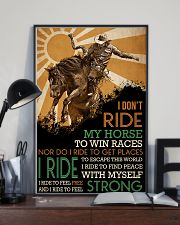 Cowboy I Ride 24x36 Poster lifestyle-poster-2