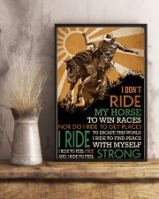 Cowboy I Ride 24x36 Poster lifestyle-poster-3