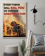 FB Fear The Unlived Life  24x36 Poster lifestyle-poster-1