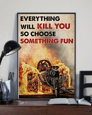 FB Fear The Unlived Life  24x36 Poster lifestyle-poster-2