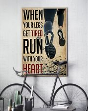 Running When Your Legs Get Tired  24x36 Poster lifestyle-poster-7