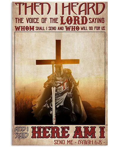 Templar Knight Lord Send Me