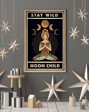 Stay Wild Moon Child Yoga 24x36 Poster lifestyle-holiday-poster-1