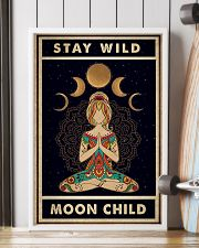 Stay Wild Moon Child Yoga 24x36 Poster lifestyle-poster-4