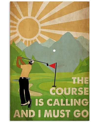 Golf Course Is Calling