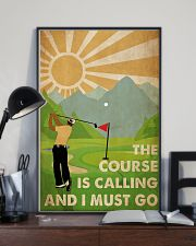 Golf Course Is Calling 24x36 Poster lifestyle-poster-2