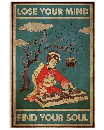Geisha DJ Lose Your Mind