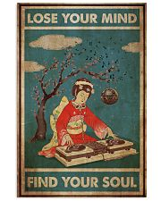 Geisha DJ Lose Your Mind  24x36 Poster front