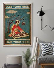 Geisha DJ Lose Your Mind  24x36 Poster lifestyle-poster-1
