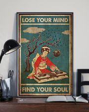 Geisha DJ Lose Your Mind  24x36 Poster lifestyle-poster-2