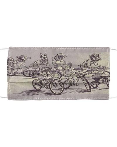 Animals Cycling