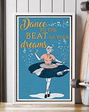 Dance To The Beat Of Your Dreams  24x36 Poster lifestyle-poster-4