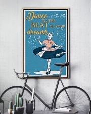 Dance To The Beat Of Your Dreams  24x36 Poster lifestyle-poster-7