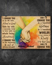 LGBT Hands Holding 36x24 Poster aos-poster-landscape-36x24-lifestyle-11