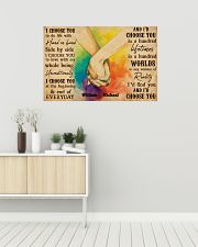 LGBT Hands Holding 36x24 Poster poster-landscape-36x24-lifestyle-01