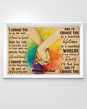 LGBT Hands Holding 36x24 Poster poster-landscape-36x24-lifestyle-02