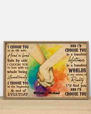 LGBT Hands Holding 36x24 Poster poster-landscape-36x24-lifestyle-03