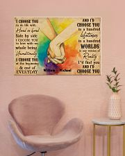 LGBT Hands Holding 36x24 Poster poster-landscape-36x24-lifestyle-19