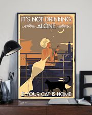 Drinking Alone 24x36 Poster lifestyle-poster-2