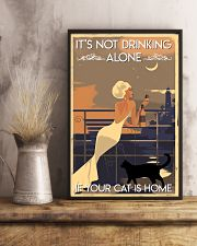Drinking Alone 24x36 Poster lifestyle-poster-3