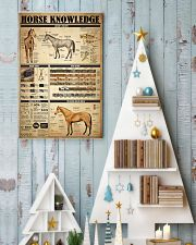 Horse Knowledge 4 11x17 Poster lifestyle-holiday-poster-2