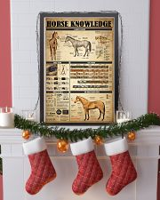 Horse Knowledge 4 11x17 Poster lifestyle-holiday-poster-4