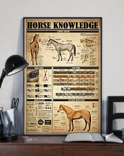 Horse Knowledge 4 11x17 Poster lifestyle-poster-2