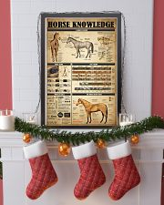 Horse Knowledge 4 16x24 Poster lifestyle-holiday-poster-4