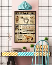 Horse Knowledge 4 16x24 Poster lifestyle-poster-6