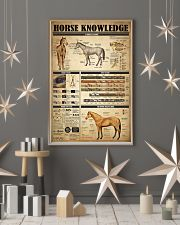 Horse Knowledge 4 24x36 Poster lifestyle-holiday-poster-1