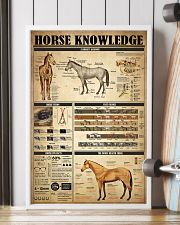 Horse Knowledge 4 24x36 Poster lifestyle-poster-4